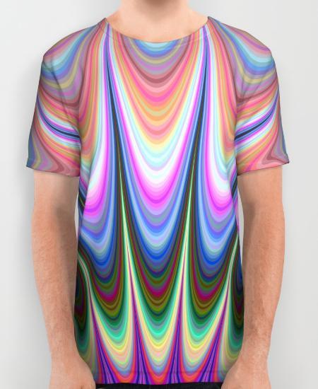 Sunrise Mens Printed Shirt