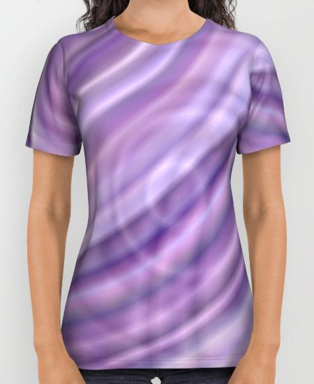 Vortex Womens Printed Shirt