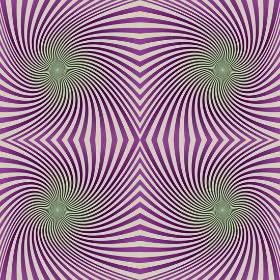Seamless vortex background Art Print