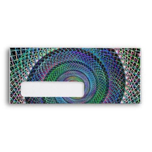 Spiral Windowed Envelope