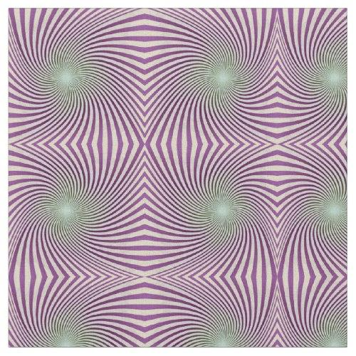 Purple vortex Fabric
