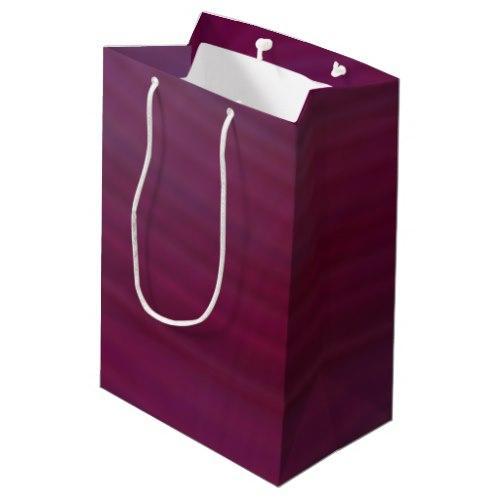 Shades of purple Medium Gift Bag