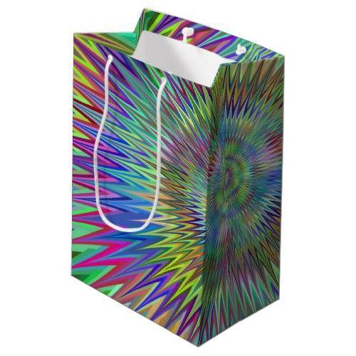 Hypnotic stars Medium Gift Bag