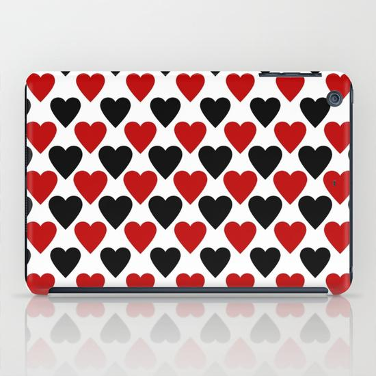 3073003138 Heart iPad Mini Cases - PrintedGift.net