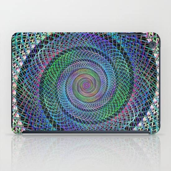 Spiral iPad Mini Case