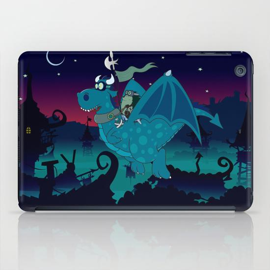 Night watch iPad Mini Case