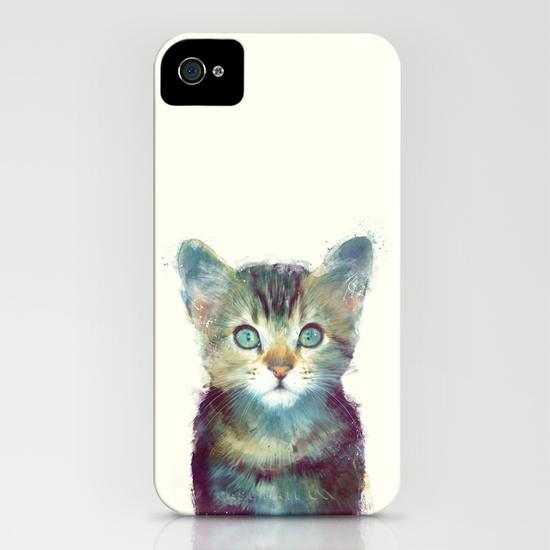 Cat - Aware iPhone 4, 4S Case
