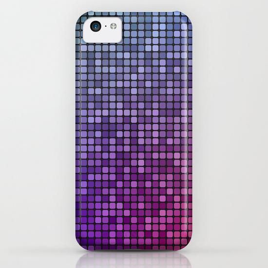 Colorful mosaic iPhone 5C Case