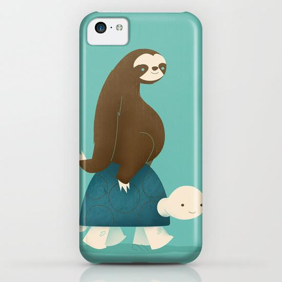 Slow Ride iPhone 5C Case