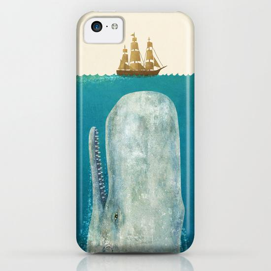 The Whale iPhone 5C Case