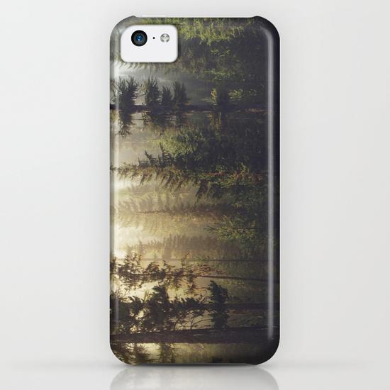 Sunrise Forest iPhone 5C Case