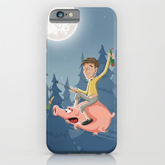 Mental night iPhone 5C Case