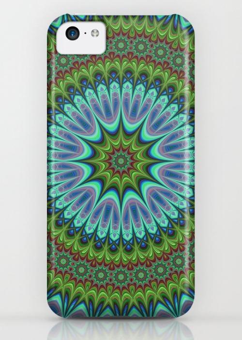 Mandala iPhone 5C Case