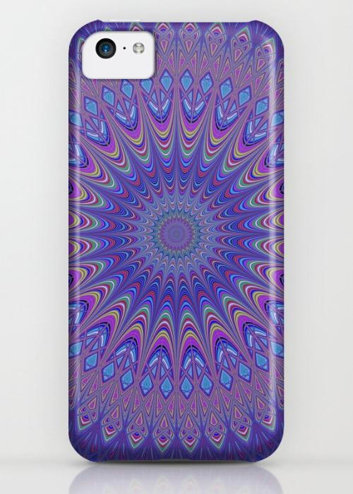 Mandala iPhone 5C Case
