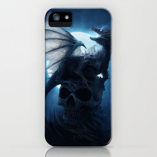 Dragon iPhone 5, 5S Case