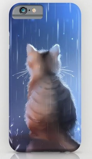 Under rainy days like these iPhone 6 Slim Case