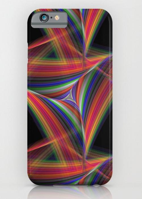 Triangles iPhone 6 Slim Case