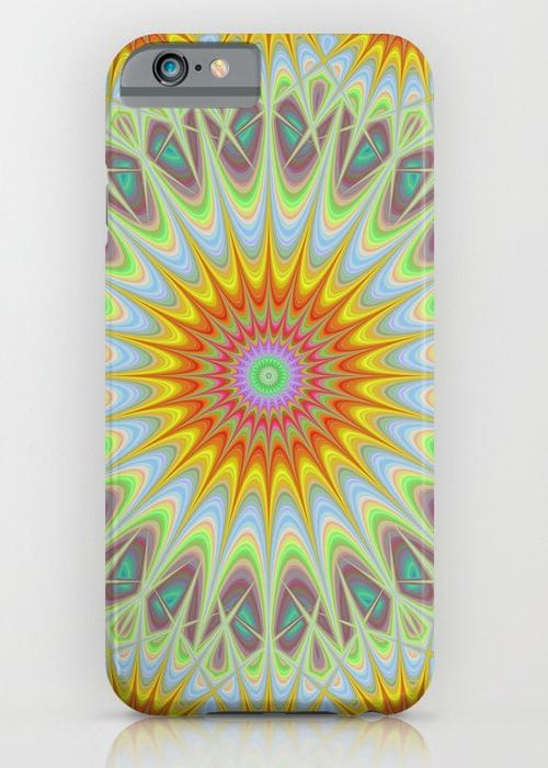 Sun iPhone 6 Slim Case