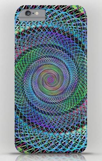 Spiral iPhone 6 Plus Slim Case