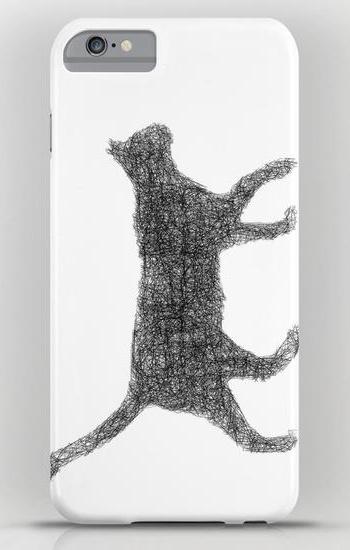 Dust kitten iPhone 6 Plus Slim Case
