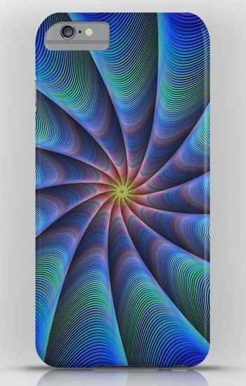 Path to meditation iPhone 6 Plus Slim Case