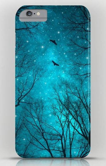 Stars cant Shine Without Darkness iPhone 6 Plus Slim Case