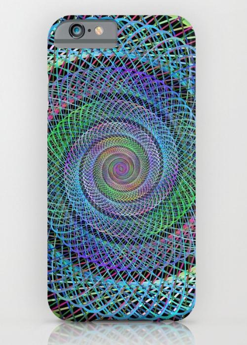 Spiral iPhone 6S Slim Case