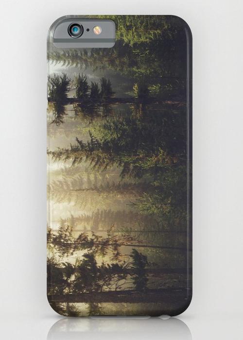 Sunrise Forest iPhone 6S Slim Case