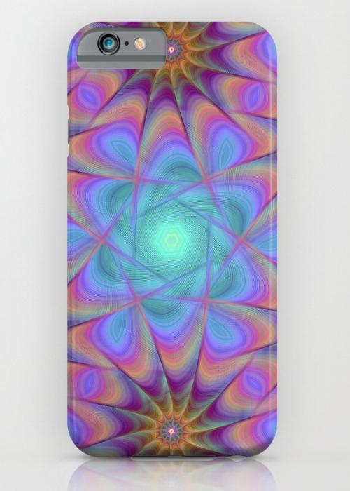 Meditation iPhone 6S Slim Case