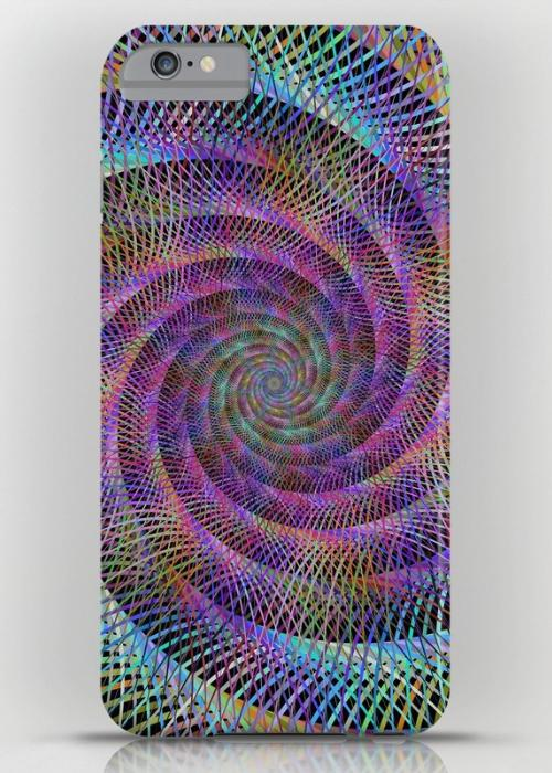 Spiral iPhone 6S Plus Slim Case