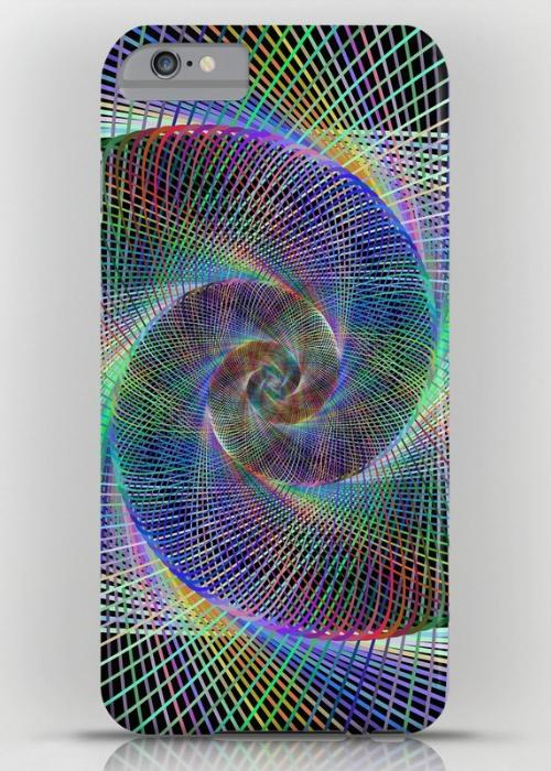 Fractal iPhone 6S Plus Slim Case