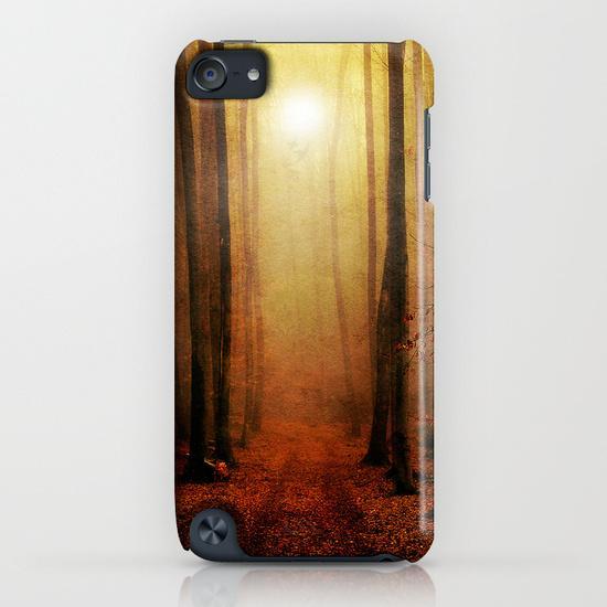 Landscape iPod Touch Case