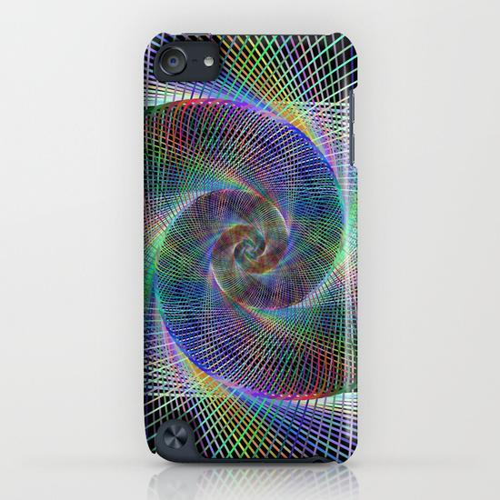 Fractal iPod Touch Case