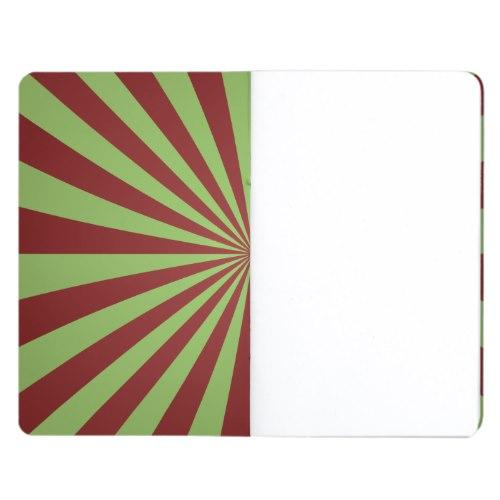 Red green rays Journal