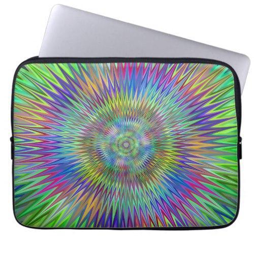 Hypnotic stars Laptop Sleeve