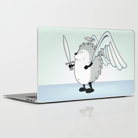 Good hedgie MacBook Air Skin
