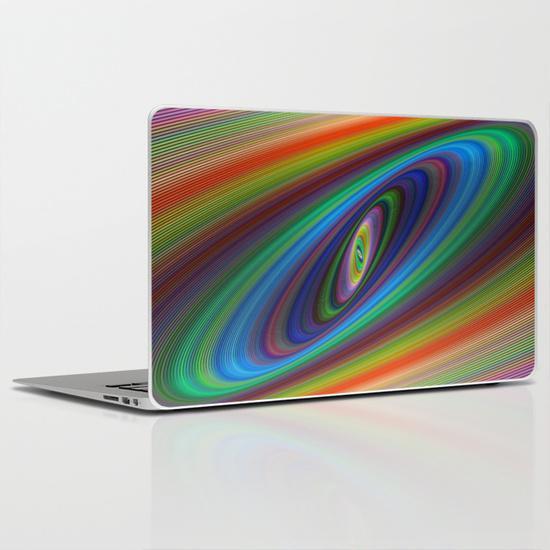 Galaxy MacBook Air Skin