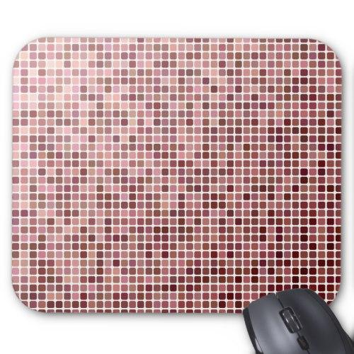 Pixel mosaic Standard Mouse Pad