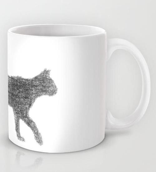 Dust kitten Mug