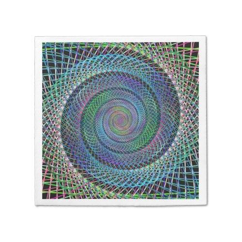 Spiral Paper Napkin