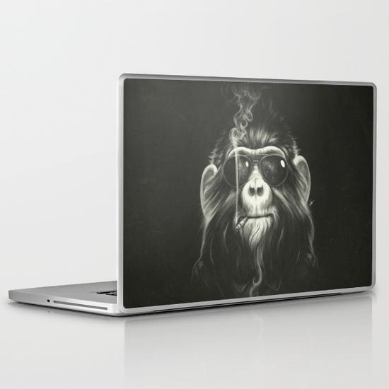 Smoke Em If You Got Em PC Laptop Skin