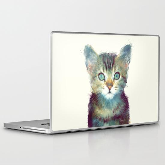 Cat - Aware PC Laptop Skin