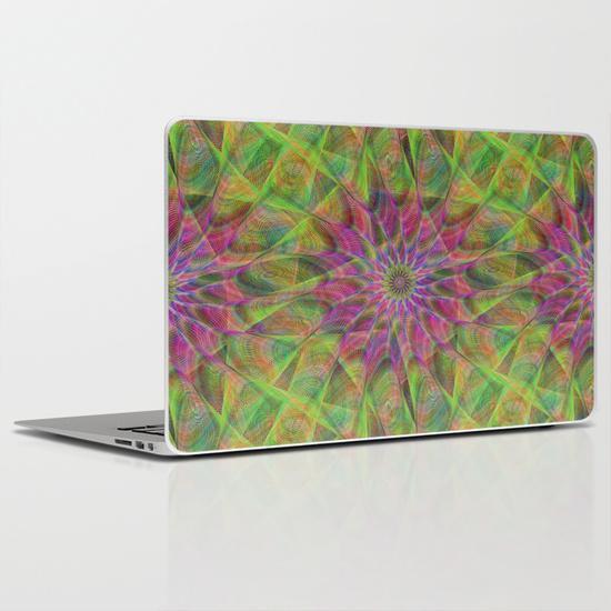 Fractal pattern PC Laptop Skin