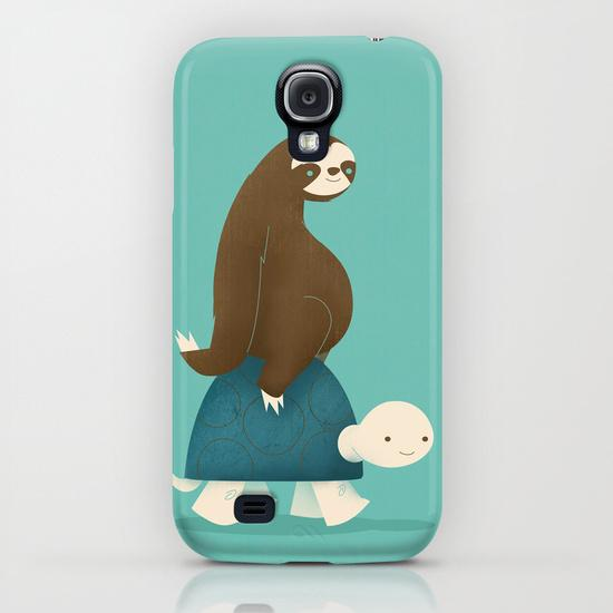 Slow Ride Samsung Galaxy S4 Case