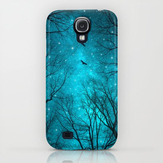 Stars cant Shine Without Darkness Samsung Galaxy S4 Case