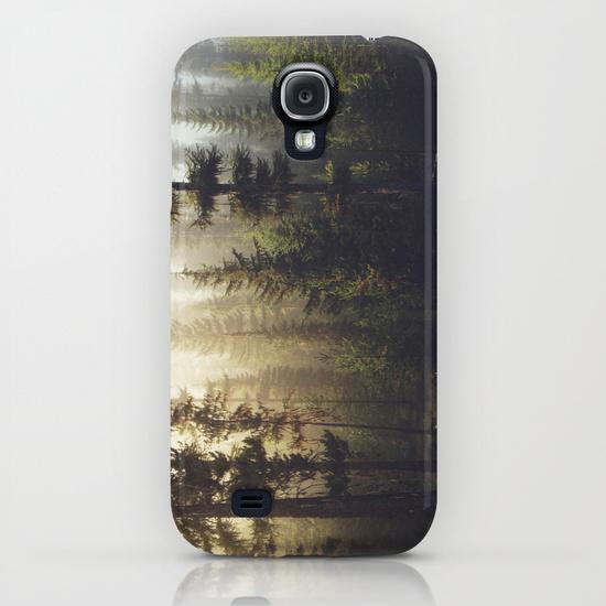 Sunrise Forest Samsung Galaxy S4 Case