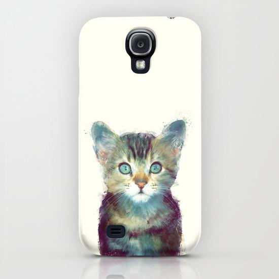 Cat - Aware Samsung Galaxy S4 Case