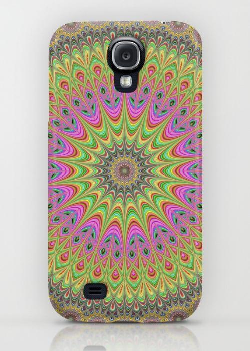 Mandala Samsung Galaxy S4 Case