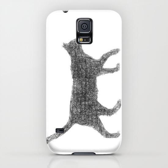 Dust kitten Samsung Galaxy S5 Case