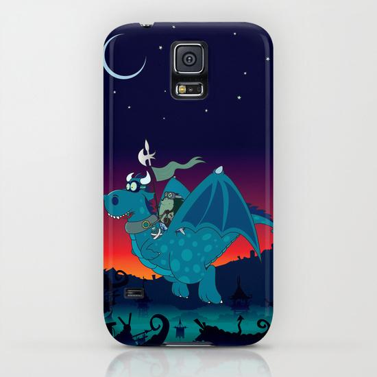 Night watch Samsung Galaxy S5 Case